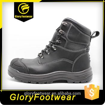 Nubuck Safety Footwear