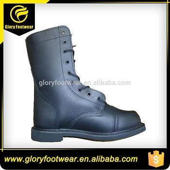 Custom Made Military Boots