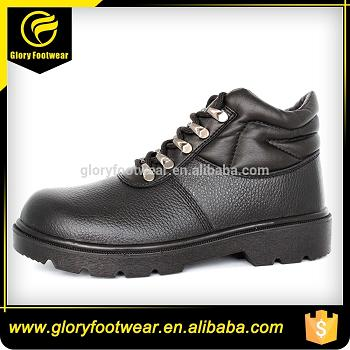Genuine Leather Work Shoes