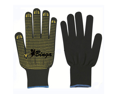 PVC Dotted 13G T/C Shell Safety Glove