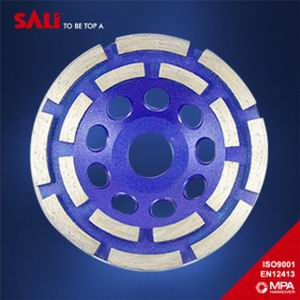Double Row Diamond Grinding Wheel