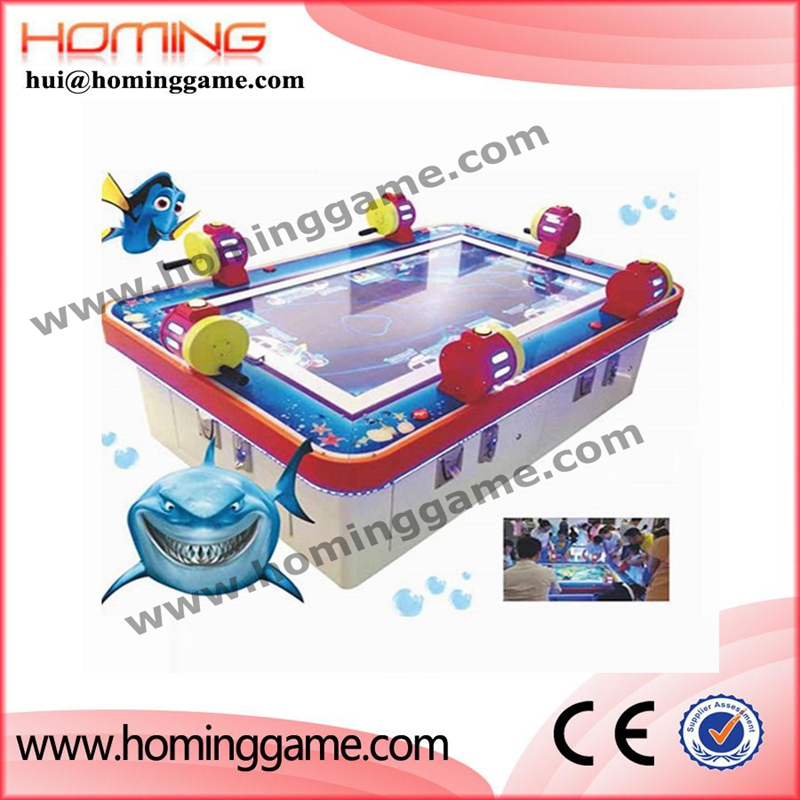 Go Fishing Kids Redemption Game Machine:2016 Best USA Good Profits Casino game Machine (hui@hominggame.com)