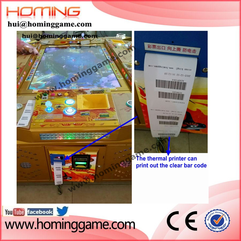 Ocean monster golden legend fishing game machine-2016 hot sale Fishing game