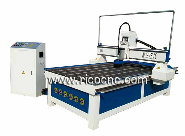 Slatwall Cutting Machine MDF Panels Cutting CNC Router