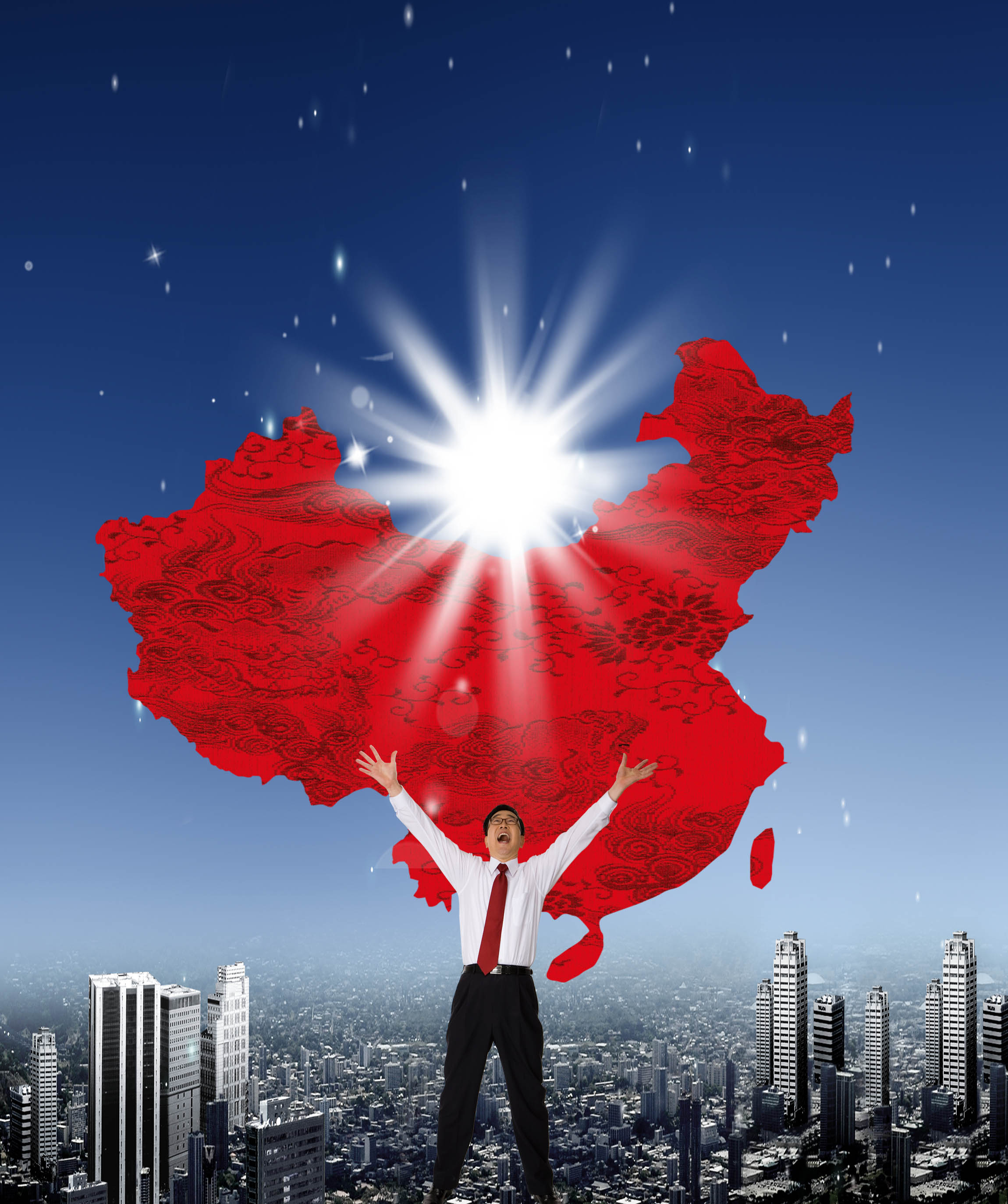 Establish foreign joint ventures in China