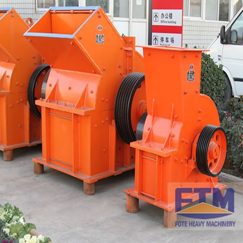 Texture for Making Parts of Hammer Mill Crusher