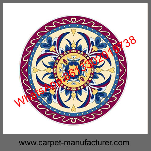 Wholesale Cheap China Loop Tile Tufted Wool Handmade Carpet Rugs