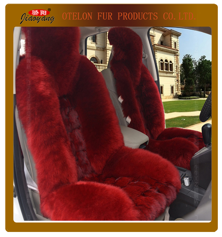 china suppliers fox head auto seat covers
