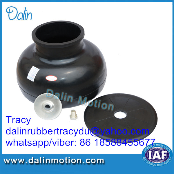 rubber air bladder for mud pumps