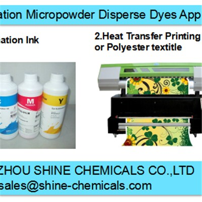 CI.Disperse Blue 14 Sublimation Dyes