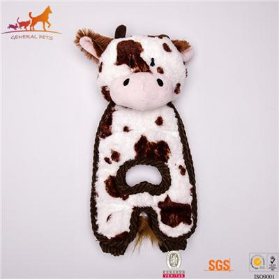 Cuddly Tugs Squeaky Dog Toy