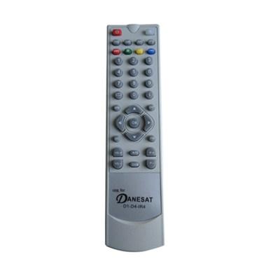 Unversial Tv Remote Controller Use For Danesat D1-d4-IR4