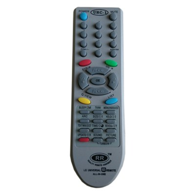 LG Universal TV Remote All-in-one URC-1 For India Market