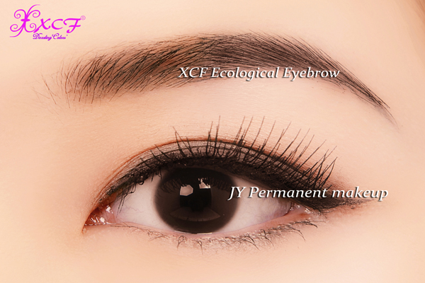 HOW is the XCF permanent makeup in America?