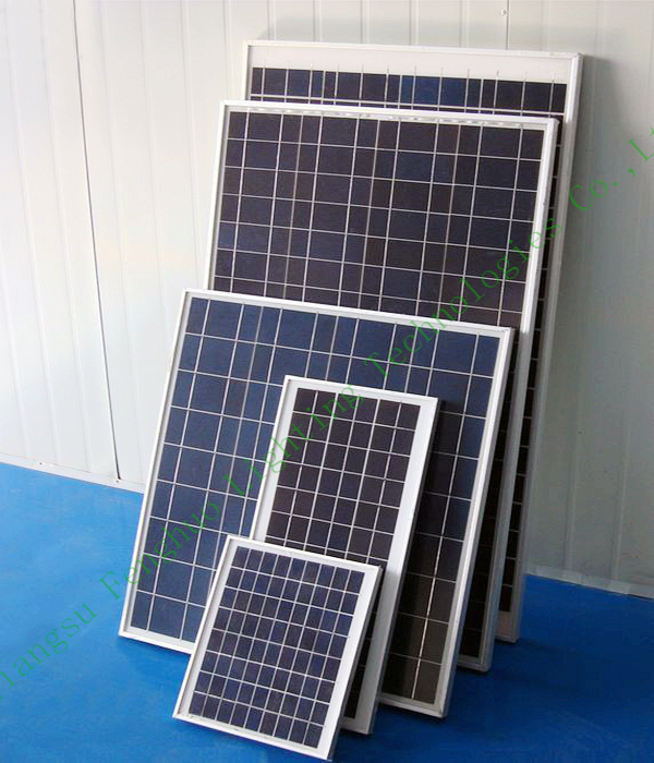 Poly-Crystal Silicon Solar Panel