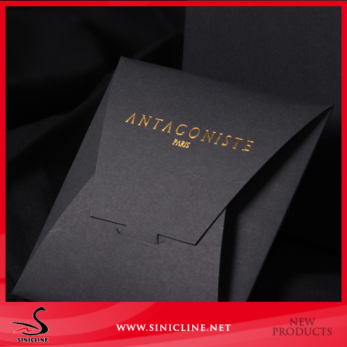 Fashion Envelop Paper Gift Box Packaging with custom logo design