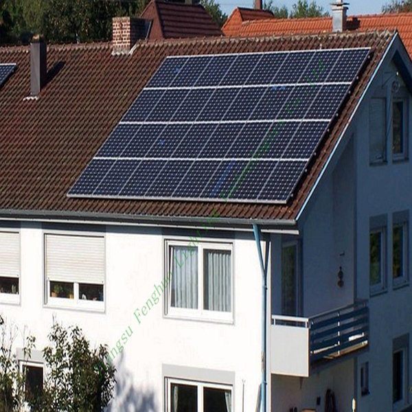 Large Power Solar System For Home