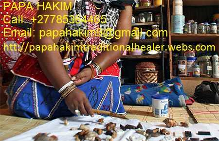South African Sangoma Traditional Healer +27785364465