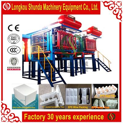 EPS Box Machine
