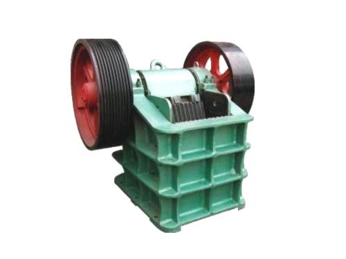 PEX Welded Shell Jaw Crusher
