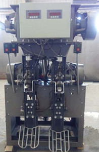 pneumatic driven type semi automatic cement filling machine