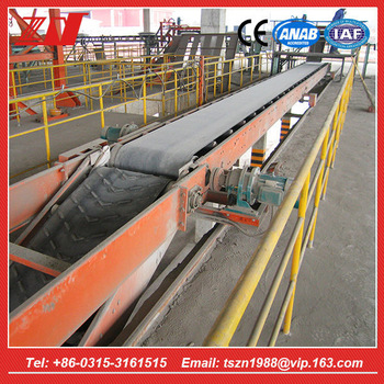 cement truck loading conveyor