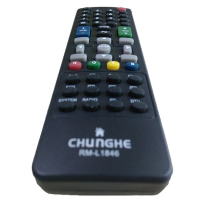 Common TV LCD LED Remote Control RM-1766 Suitable For Indonesia