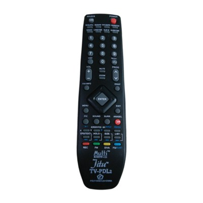 LCD LED TV Remote Control Universal Remote Controller For Southeast Asia Market