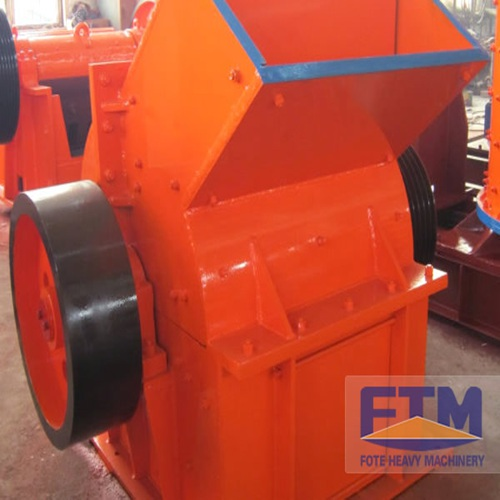 Newly-type Working System of Hammer Mill Crusher