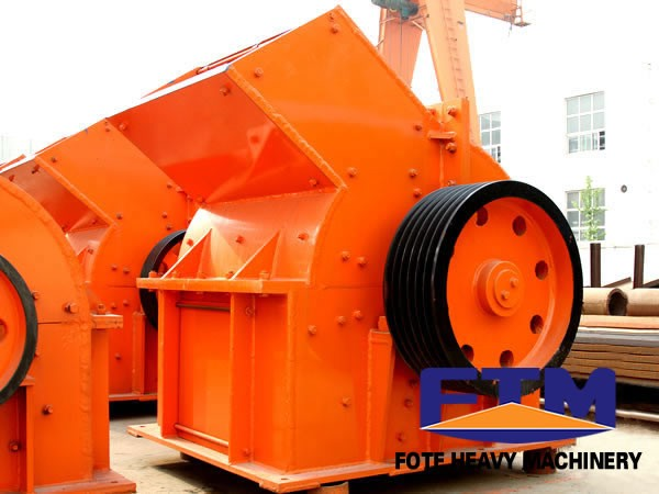 FTM Hammer Mill Crusher/Big Capacity Hammer Crusher