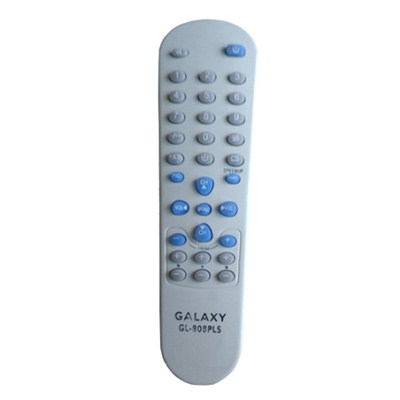 TV Universal Remote Control For GL-808PLS For Indonesia Market