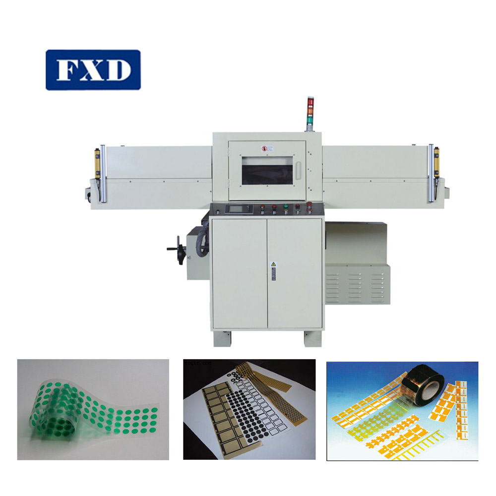 CPP film Sheet Die Punching Machine