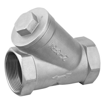 Y Shaped Female Thread Filter