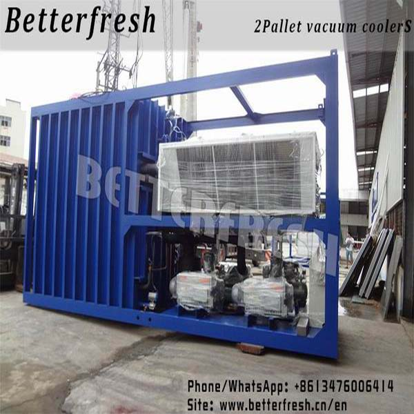 Betterfresh refrigeration precooling machine