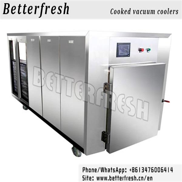 Betterfresh effective cooked cooling vacuum cooling for food