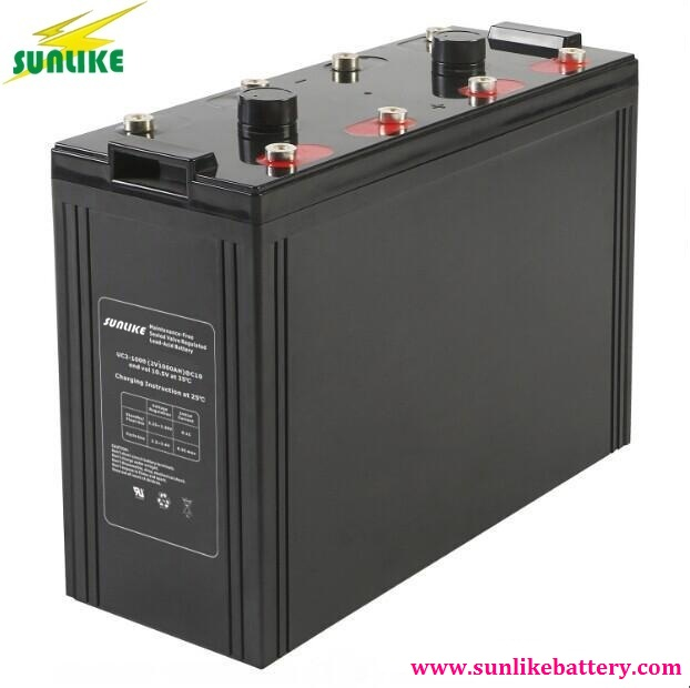 SUNLIKE High DurSUNLIKE High Durability Lead Acid Battery 2V1000ah for Solar Systems