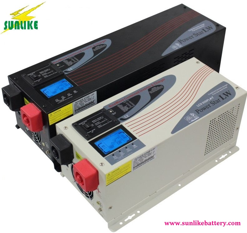 Pure Sine Wave Inverter Power Inverter 1KW 2KW 3KW 4KW 5KW 6KW
