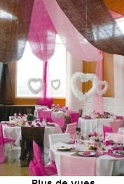 Chair Covers And Hangers For Decoration