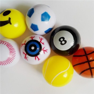 Sport Bouncy Ball
