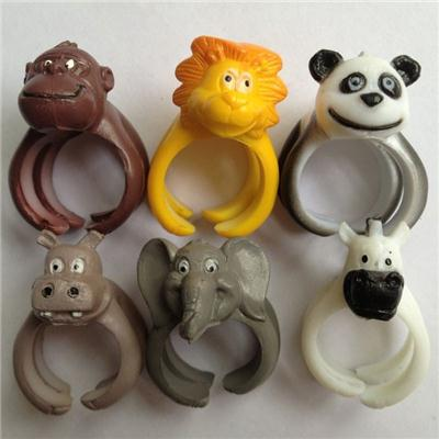 Animal Ring With Paint