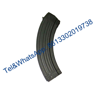 Police Equipment Gun Magazine