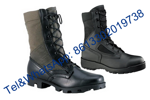 Military Boo Jungle Boot