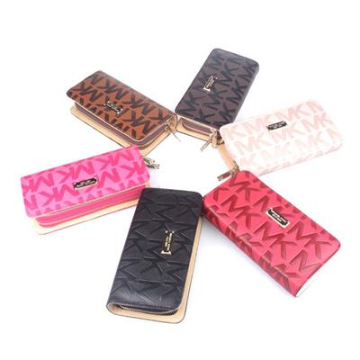 Ms 2015 Letters Long In The New MK Wallet Multilayer Card Bag Hand Bag,Welcome To Sample Custom