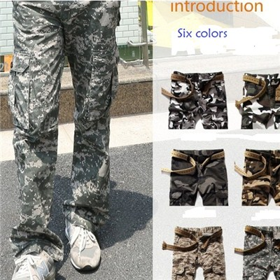 The New Spring And Summer 2015 Fashion Men''s Trousers, Camouflage Popular Men''s Trousers,Welcome To Sample Custom