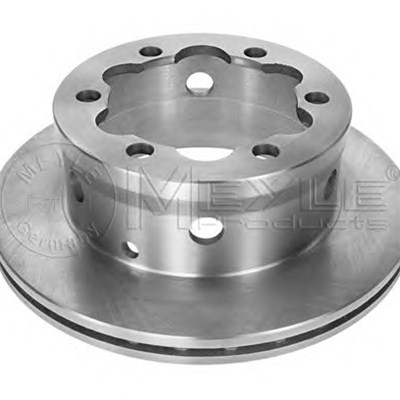 9024230312 Brake Disc Suit For BENZ