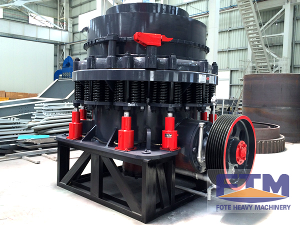 Points Related With Work of Hydraulic Cone Crusher