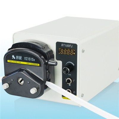 Dispensing Peristaltic Pumps BT100FJ 0.007- 380 Ml/min