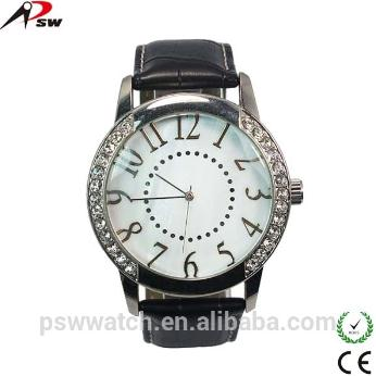 Stone Quartz Watch Japan Movt Women