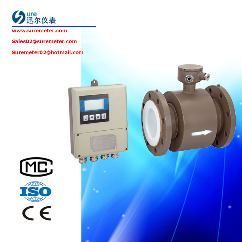 Magnetic Flow Meter remote type