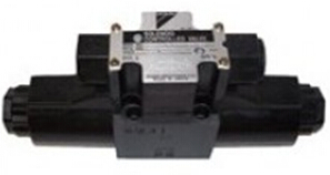 Daikin Operated Directional Control Valve KSO-G02 Solenoid